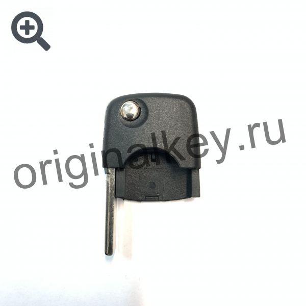 Передняя часть ключа под овальные кнопки