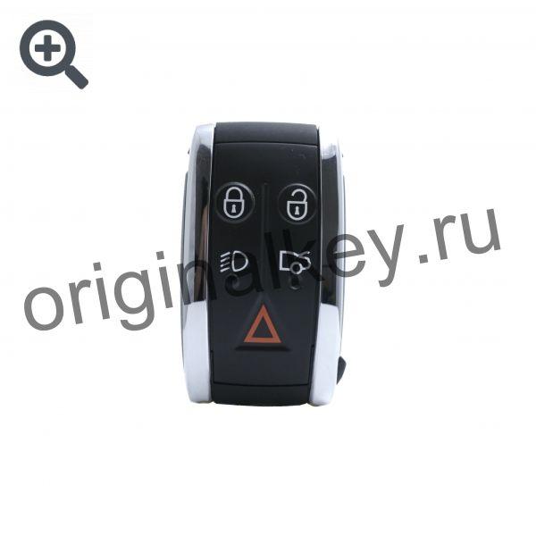 Ключ для Jaguar XF до VIN (S61361) 2008-2012, XК c VIN (B12815) 2008-2012