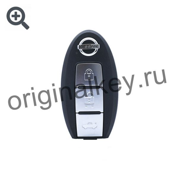 Ключ для Nissan Teana 2006-2008